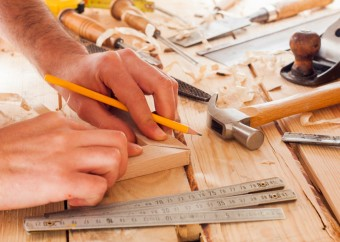 Carpentry and joinery works