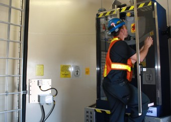 Lift installation and maintance
